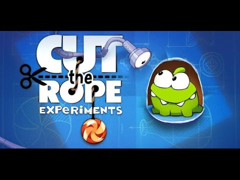 Cut The Rope Experiments HD - Games Android - Free Download