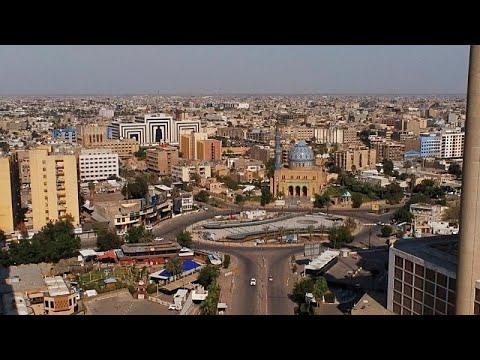 شاهد: تعقيم شوارع مدينة الصدر العراقية  - نشر قبل 14 دقيقة