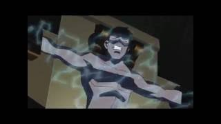 young justice superboy caught