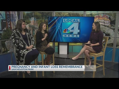 Today in Amarillo: Pregnancy and Infant Loss Remembrance