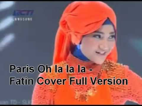Fatin Cover Full Version - Oh la la la