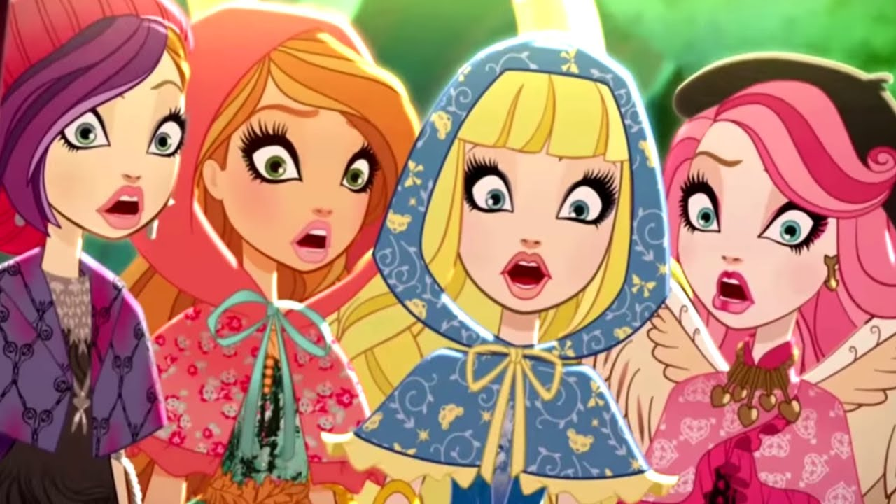 Ever After Highbaking And Enteringchapter 3ever After High