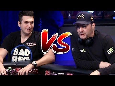 Doug Polk Vs. Phil Hellmuth For $200,000 | S6 E3 Poker Night In America