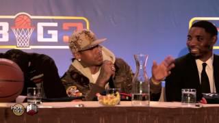 Allen Iverson Wants Shaq & Kobe For His BIG 3 Team W/ Ice Cube