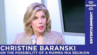 Christine Baranski on the Possibility of a 'Mamma Mia! 3'