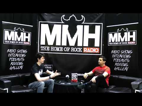 Edwards Banchs  - Heavy Metal Africa Book Interview @ The Home Of Metal Birmingham