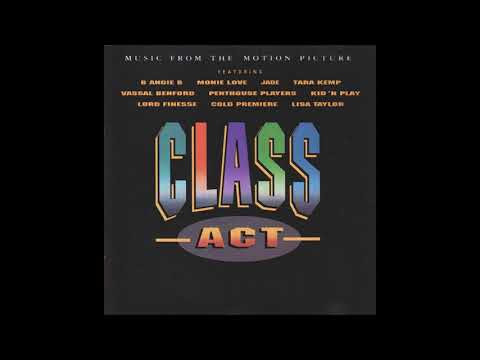 B Angie B - A Class Act (1992)