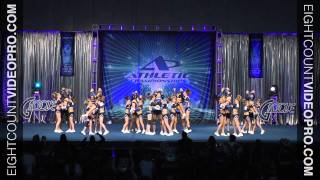Vizion All Stars Large Junior Level 2