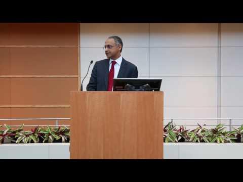 Madhav Rajan Dean Announcement
