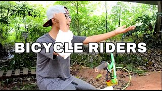 Types of Bicycle Rider
