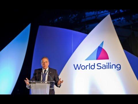 World Sailing's Sustainability Strategy - Andy Hunt, Keynote Speech