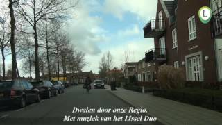 Dwalen door onze Regio met het IJssel Duo