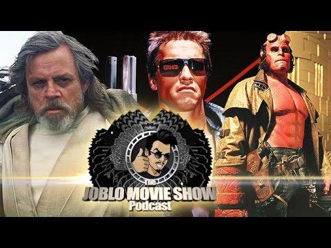 JoBlo Movie Show Podcast: The Last Jedi, Split, Terminator ...