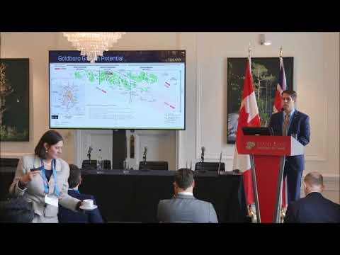 Anaconda Mining investor presentation by Dustin Angelo at CMS 2018