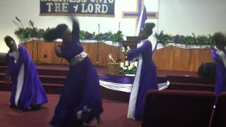 "Never be the same ""Shana Wilson and Tasha Cobbs"" praise dance"