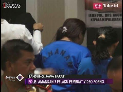 Ibu Anak Pemeran Video Porno di Bandung Terima Rp 500 Ribu Sebagai Imbalan - iNews Sore 09/01