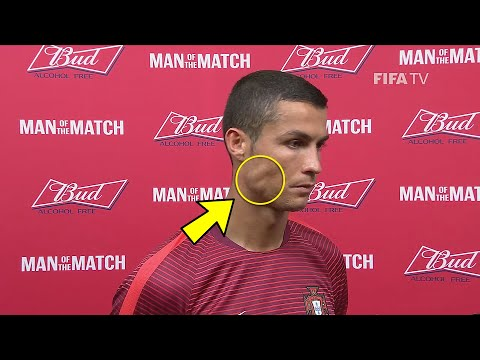 You Haven't Seen These Moments with Cristiano Ronaldo!