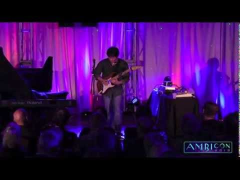 An Ending (Ascent) by Brian Eno- performed by Jeff Pearce (live at AMBIcon 2013)