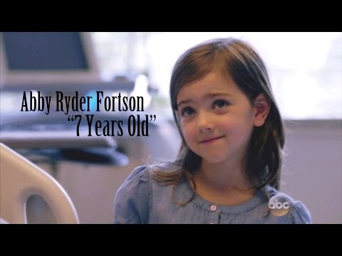 Abby Ryder Fortson