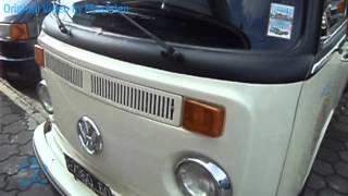 VOLKSWAGEN VW Kombi Van Type 2