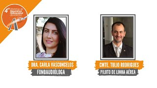 4º Workshop de Segurança Operacional da ASAGOL | Carla Vasconcelos e Tulio Rodrigues
