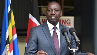 UHURUs NEW ALL ANCE What Next For DP Ruto  NS DE POL T CS W TH BEN K T L