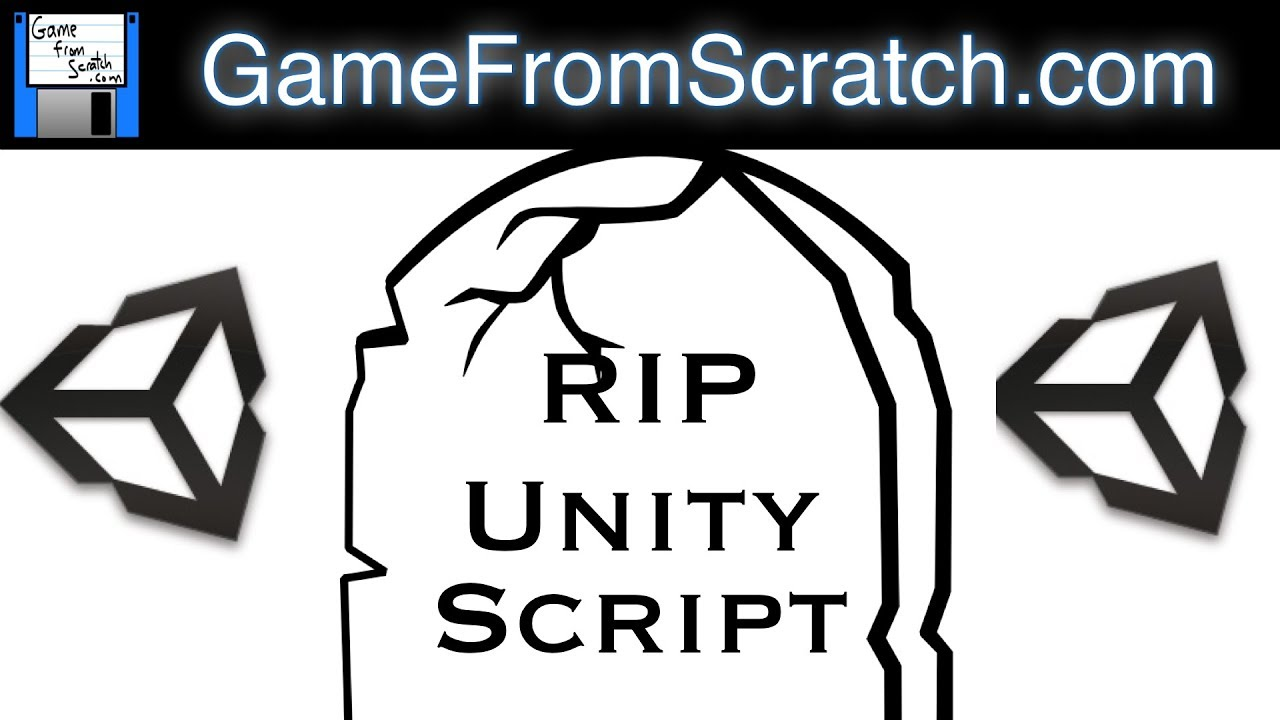Unity Announce Removal Of UnityScript