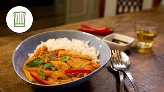 Schnelles Thai Curry mit Huhn Rezept #chefkoch