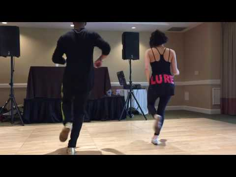 Robert and Isabel Master Class (music) - Tampa Salsa and Bachata Festival 2016