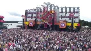 Decibel outdoor festival 2014 - Atmozfears DJ set