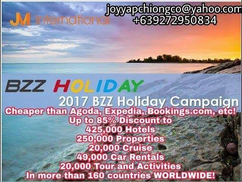 BZZ HOLIDAY Best Deal Worldwide Part 1