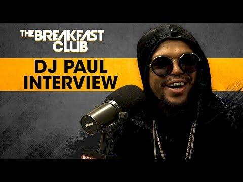 DJ Paul On Pioneers Of The Crunk-Era, Releasing New Music & More
