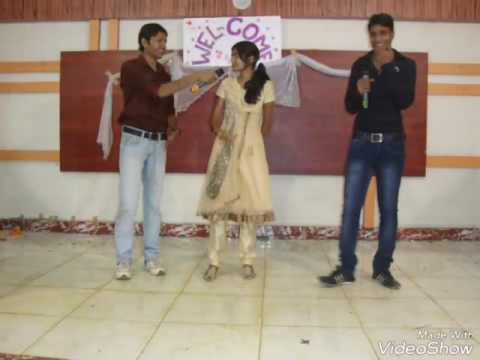 Msc chemistry kalyan pg college 2012 Wellcome party