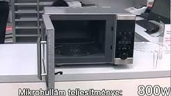 Electrolux EMS20300OX mikrohullámú sütő - Eluxshop.hu