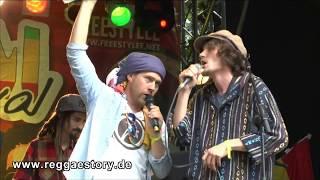 Mellow Mark & Tim Anders - Easy + Funky Reggae - 29.07.2017 - Reggae Jam
