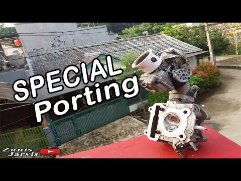 Special Porting??? | Cara Mudah Porting Polish | Rumus Porting #Modifikasi 15
