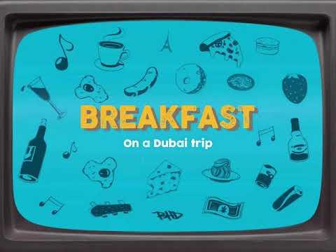 Breakfast - DH, 151 GDucky, Minh (Official Lyrics Video)