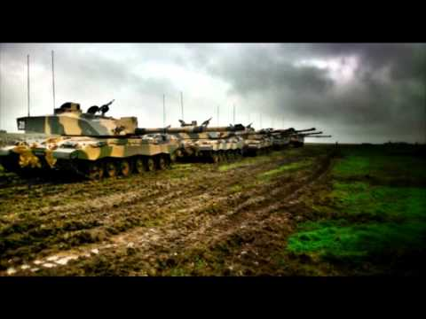 ★ British Knight, Challenger 2 Main Battle Tank Ultra Compilation