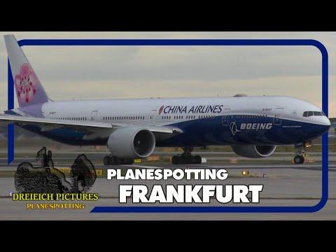 Planespotting Frankfurt Airport | Oktober 2017 | Teil 2