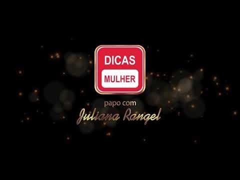 Quadro na TV Clube/Band Papo com Juliana Rangel