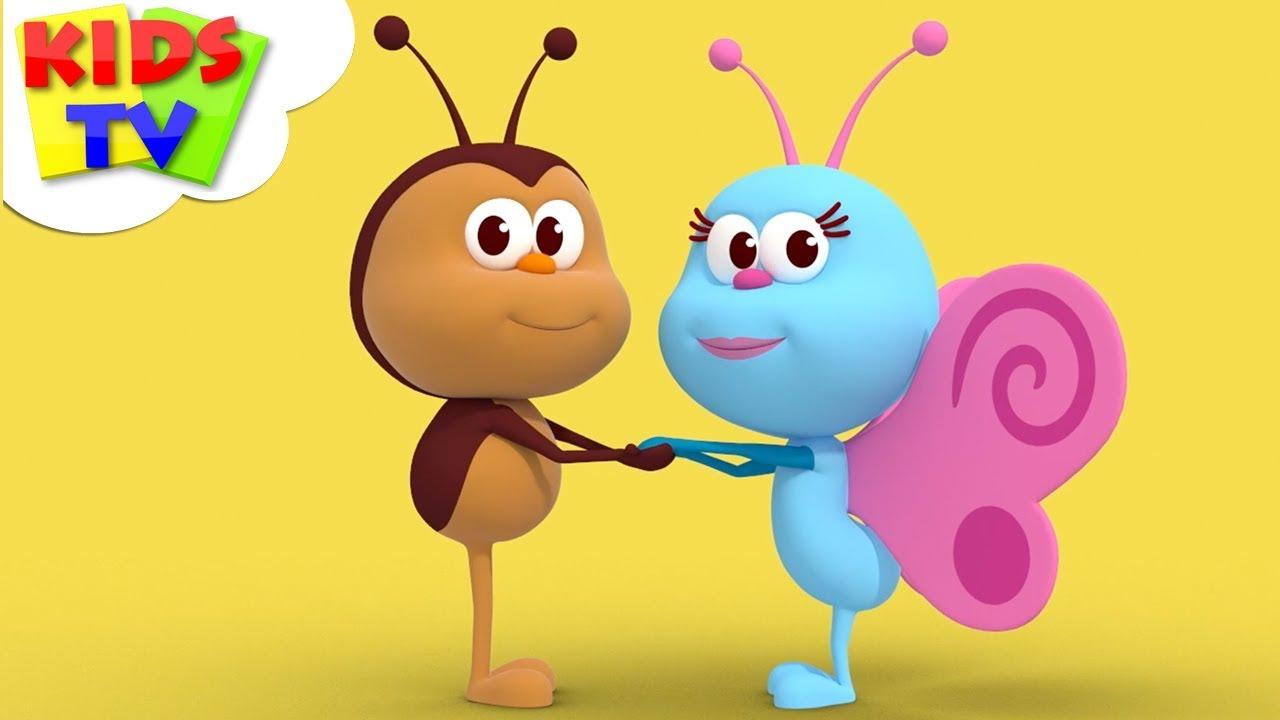 In Couples | Nursery Rhymes & Songs For Children | Cartoon Videos by Kids TV