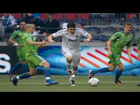 HIGHLIGHTS: Vancouver Whitecaps vs Seattle Sounders, May 19, 2012