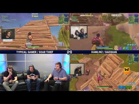Friday Fortnite $10K Grand Finals   Typical Gamer & Thief vs TSM