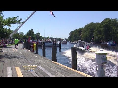 4th Annual Pocomoke River Boat Docking Challenge