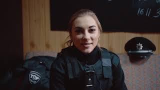 почему краматорчанка Алена Березан пошла работать в полицию