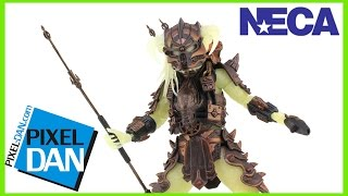 NECA Toys Stalker Predator Kenner Homage Figure Video Review