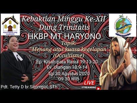 live-streaming-ibadah-hkbp-mt-haryono-tgl-30-agustus-2020