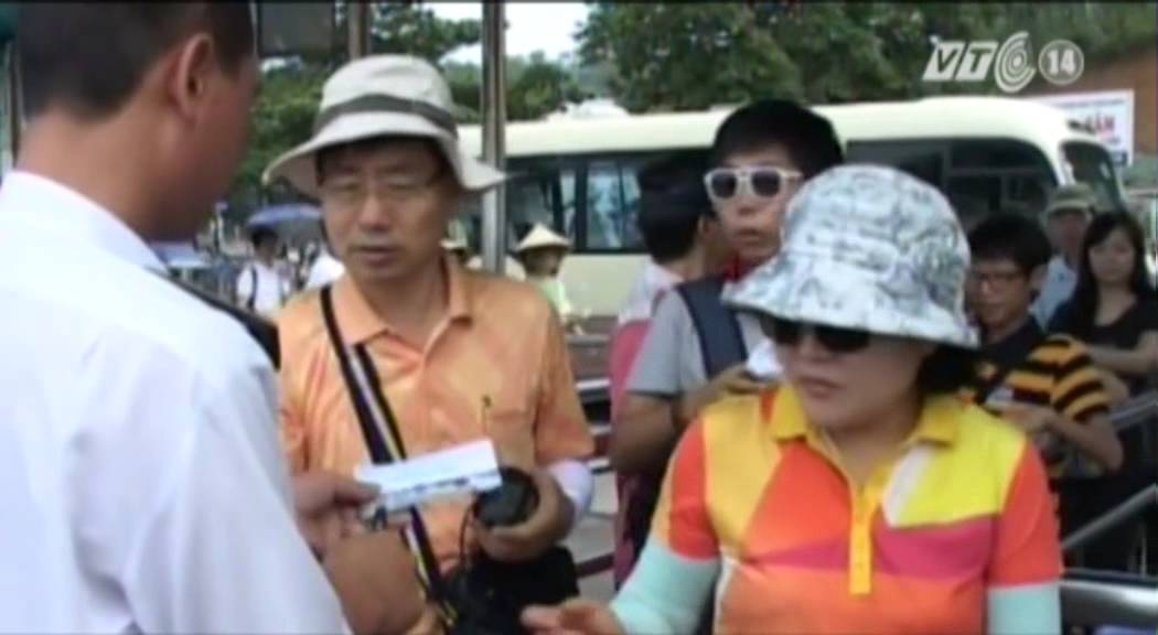 VTC14_Quảng Ninh công khai giá thực tế các tour du lịch