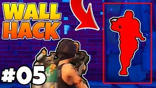 DKOTAZ WALL HACKING & MYTH GET REKT!!! ... Daily Fortnite Awesome Moments #05