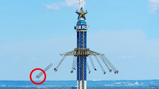 10 Most Insane Amusement Park Rides Only For The Bravest!